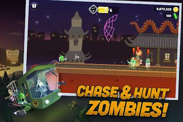 تحميل لعبة Zombie Catchers مهكرة 2021 [أخر اصدار] لـ أندرويد