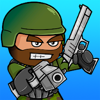 تحميل لعبة Doodle Army 2 : Mini Militia مهكرة للاندرويد