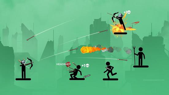 تحميل لعبة The Archers 2 [مهكرة + APK] للاندرويد