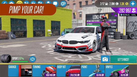 تحميل لعبة CarX Drift Racing 2 [مهكرة + APK] للاندرويد