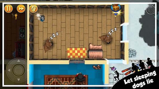 تحميل لعبة Robbery Bob [مهكرة + APK] للاندرويد