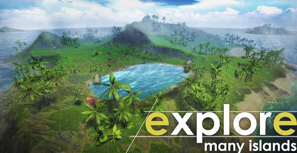 تحميل لعبة Survival Island: EVO [مهكرة + APK] للاندرويد
