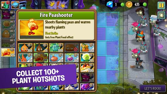 تحميل لعبة Plants vs Zombies 2 [مهكرة + APK] للاندرويد