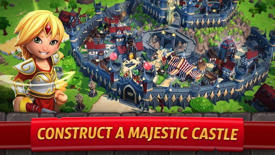 تحميل لعبة Royal Revolt 2 [مهكرة + APK] للاندرويد