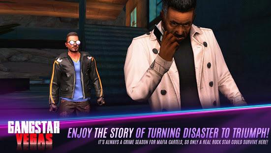 تحميل لعبة Gangstar Vegas مهكرة [اخر اصدار] للاندرويد