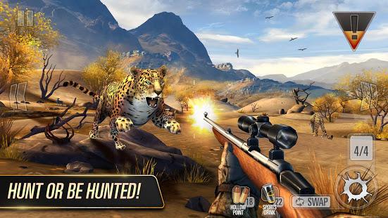 تحميل لعبة Deer Hunter 2020 [مهكرة + APK] للاندرويد