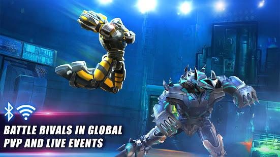 تحميل لعبة Real Steel World Robot Boxing [مهكرة + APK] للاندرويد
