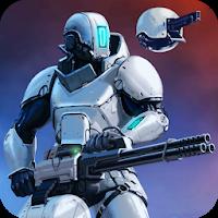 تحميل لعبة CyberSphere: Sci-fi Shooter [مهكرة] للاندرويد
