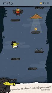 تحميل لعبة Doodle Jump [مهكرة + APK] للاندرويد