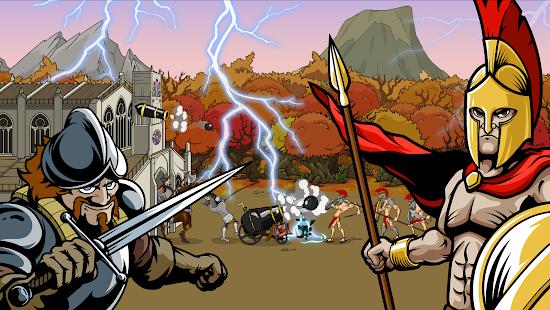 تحميل لعبة Age of War 2 [مهكرة + APK] للاندرويد