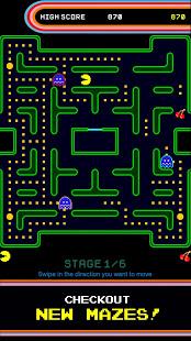 تحميل لعبة PAC-MAN [مهكرة + APK] للاندرويد