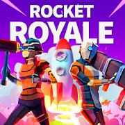 تحميل لعبة Rocket Royale [مهكرة + APK] للاندرويد