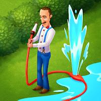 تحميل لعبة Gardenscapes [مهكرة + APK] للاندرويد