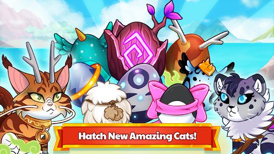 تحميل لعبة Castle Cats [مهكرة + APK] للاندرويد