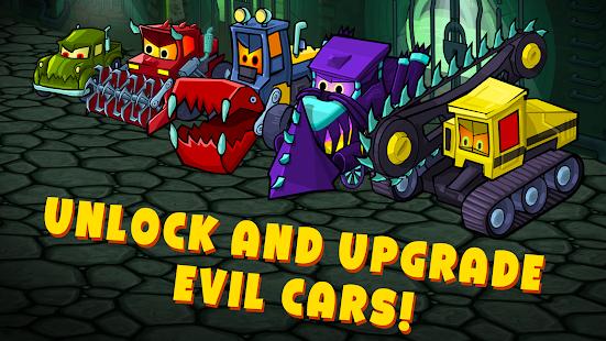 تحميل لعبة Car Eats Car 3 [مهكرة + APK] للاندرويد