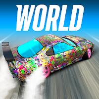 تحميل لعبة Drift Max World [مهكرة + APK] للاندرويد
