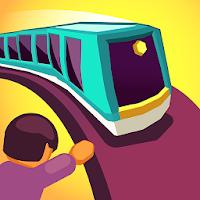 تحميل لعبة Train Taxi [مهكرة + APK] للاندرويد