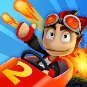تحميل لعبة Beach Buggy Racing 2 [مهكرة + APK] للاندرويد