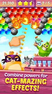 تحميل لعبة Cookie Cats Pop [مهكرة + APK] للاندرويد