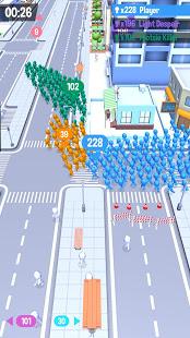 تحميل لعبة Crowd City [مهكرة + APK] للاندرويد